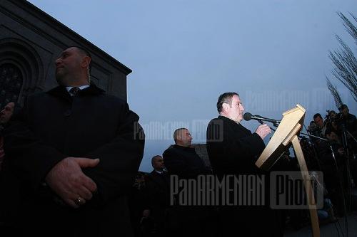 Levon Ter-Petrosyan © PanARMENIAN Photo / Sedrak Mkrtchyan